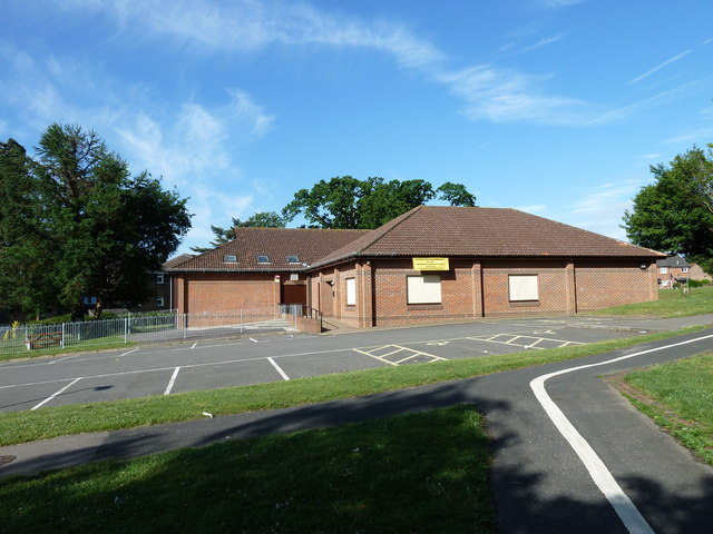 Rear of Springwood Community Centre