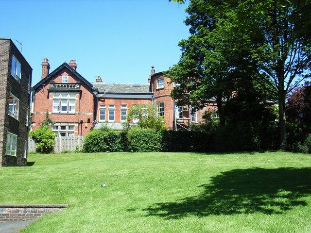 Allerton Hall, Chapel Allerton
