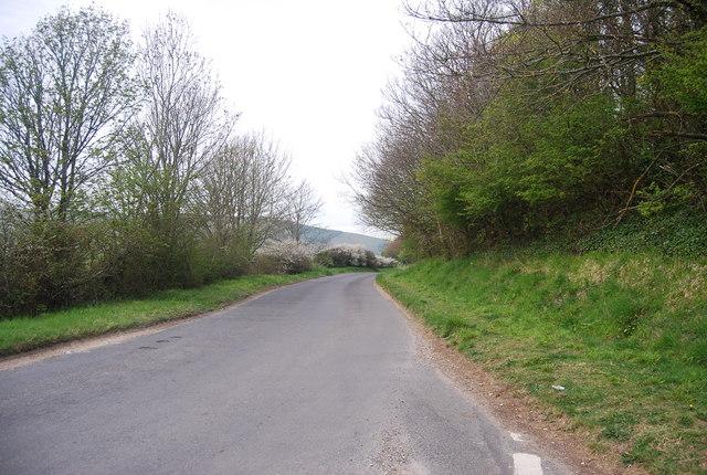 Litlington Rd: northwards