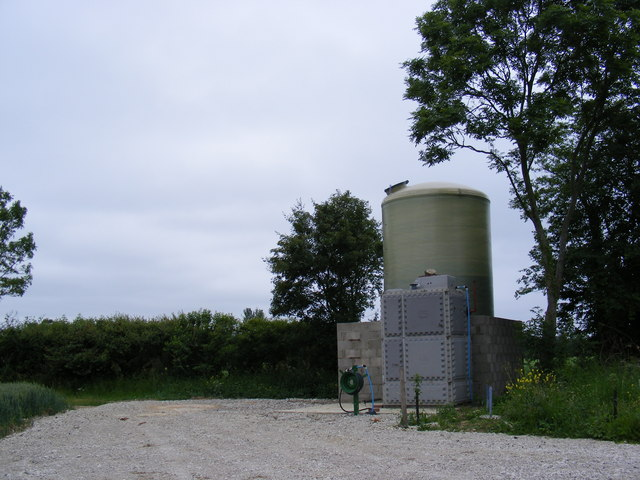 Water Storage at Earlsway Farm