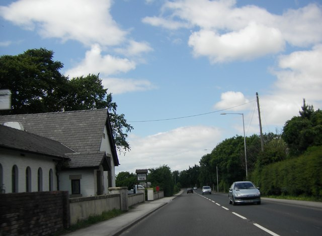 A 585 by the Old School
