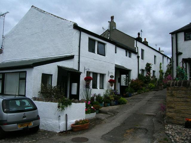 Cottages in Heysham