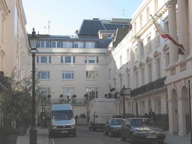 Suffolk Street, Westminster