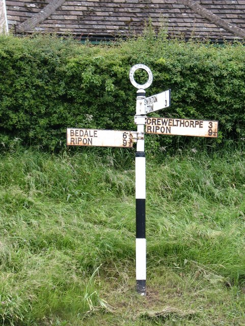 Which way to Ripon?