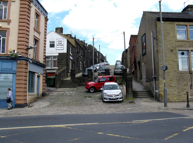 Skipton:  Castle Street