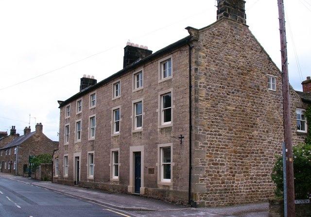 Houses on Park Street