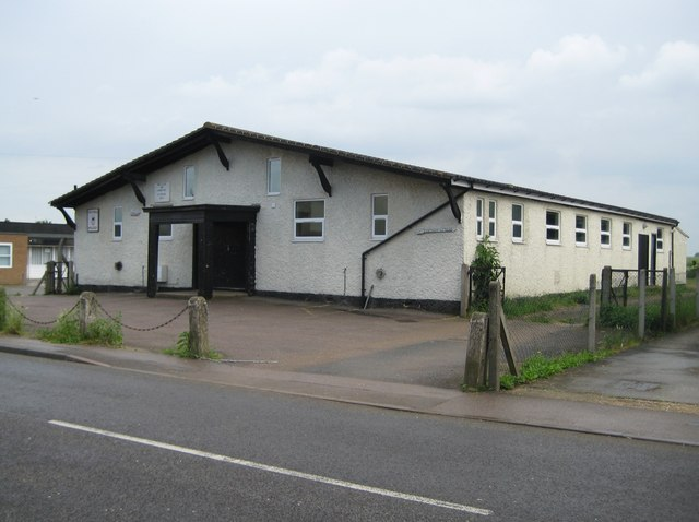 Arlesey: The Women's Institute Hall
