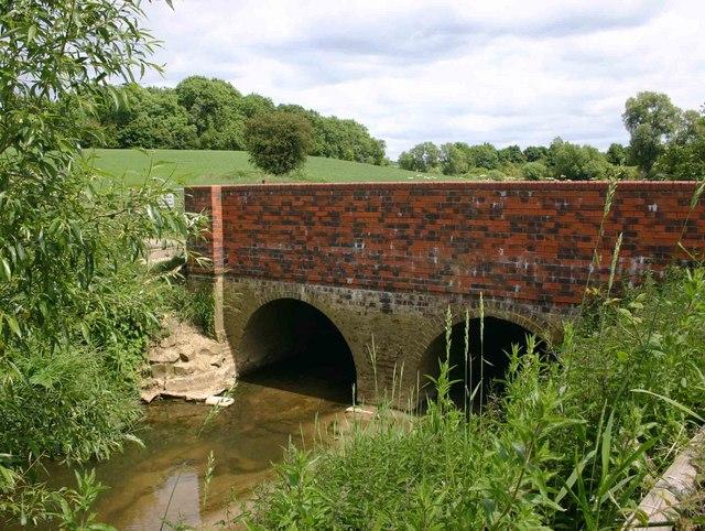 Bridge over Wagtail Brook