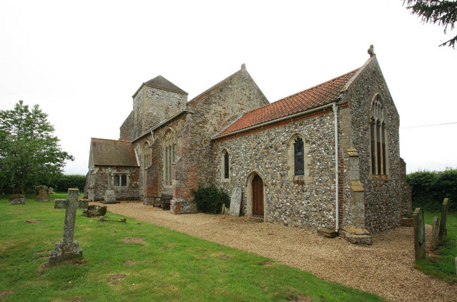 All Saints, Ashwicken, Norfolk
