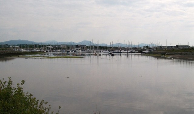 The Marina from the Inner Harbour