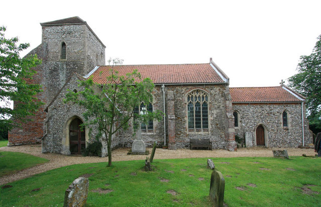 All Saints, Ashwicken, Norfolk