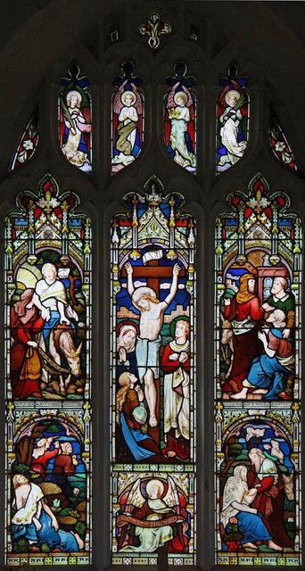 All Saints, Ashwicken, Norfolk - Window