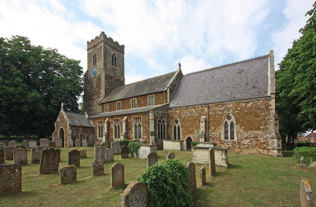 St Mary, Middleton, Norfolk