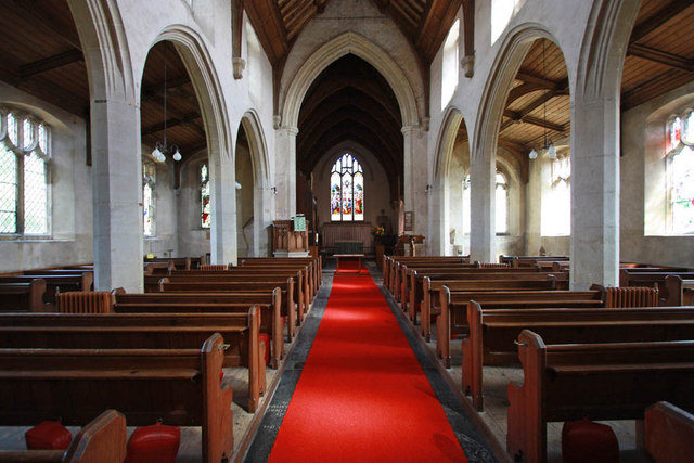 St Mary, Middleton, Norfolk - East end