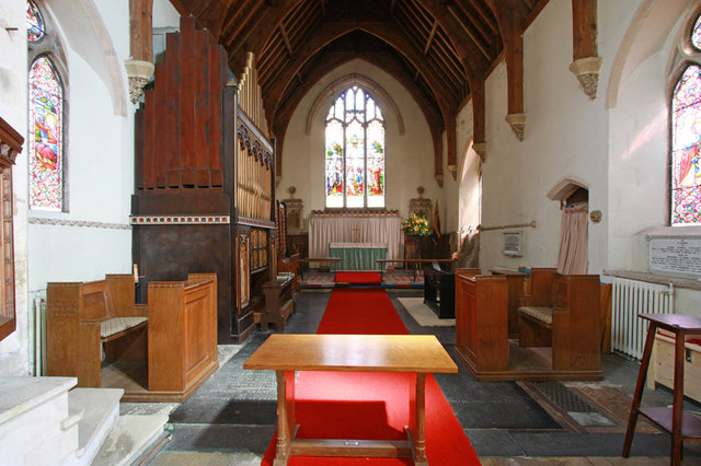 St Mary, Middleton, Norfolk - Chancel