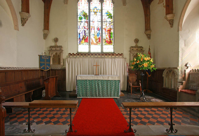 St Mary, Middleton, Norfolk - Sanctuary