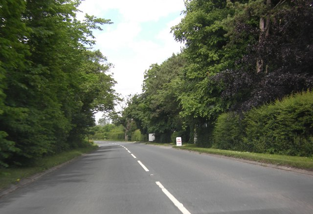 Tarnacre Lane near Churchtown