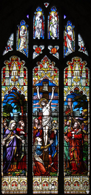 St Mary, Middleton, Norfolk - Window