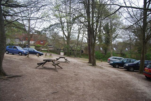 Car park, Seven Sisters Country Park