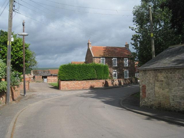 Old Village Street, Gunness