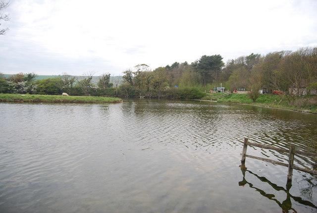 Abandoned meander, River Cuckmere
