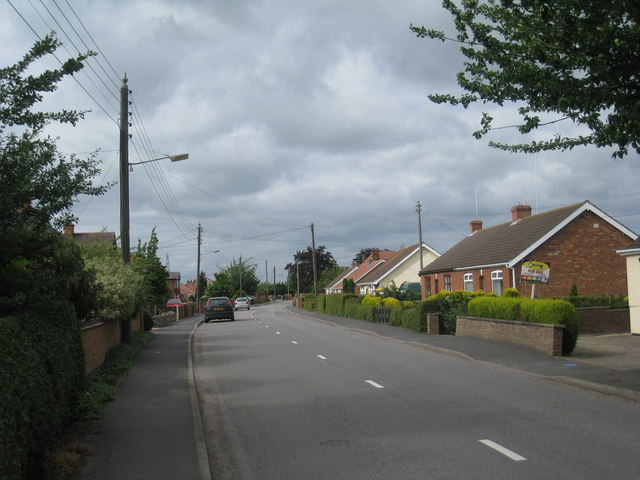 Neap House Road, Gunness