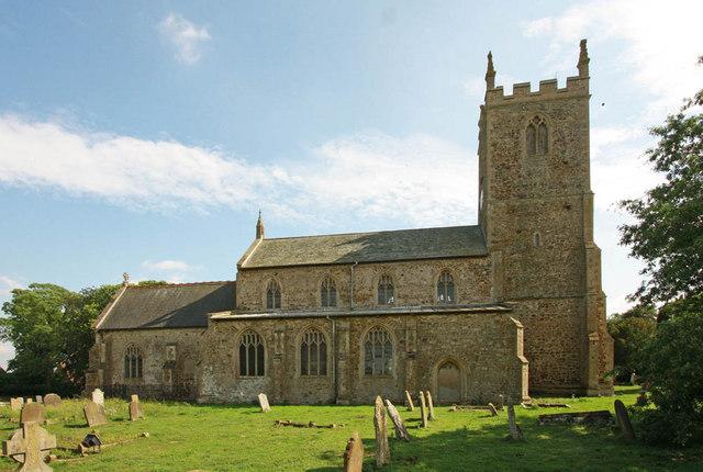 All Saints, East Winch, Norfolk
