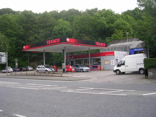 Texaco - Huddersfield Road