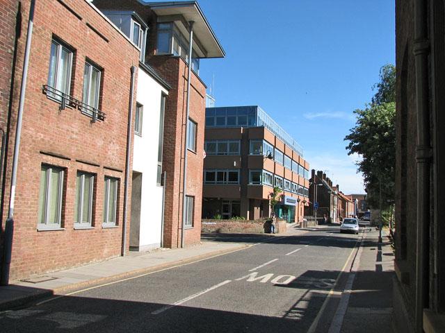 Chapel Street, Kings Lynn