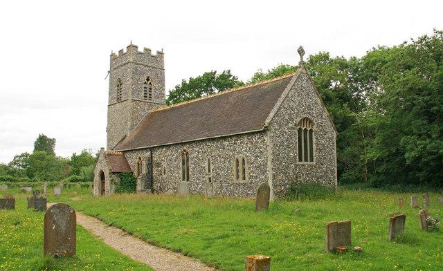 St Mary, Arminghall, Norfolk