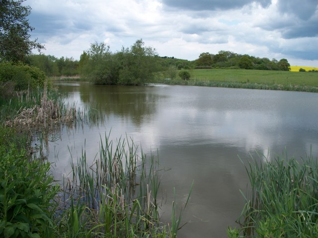Lake at Ditchford Frary