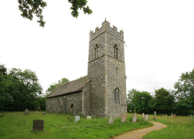 St Mary, Arminghall, Norfolk