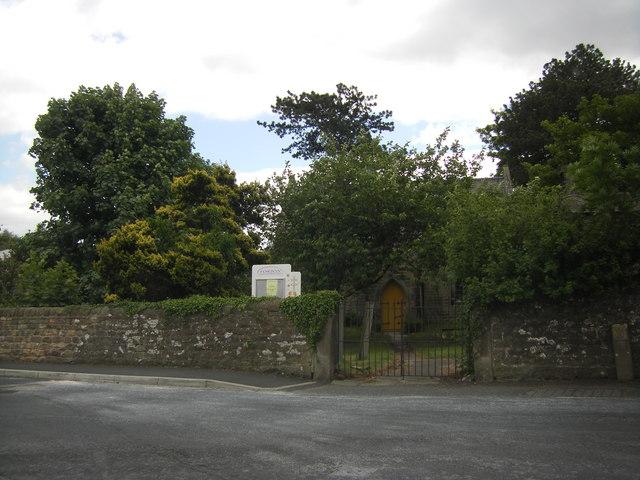 Church at Forton
