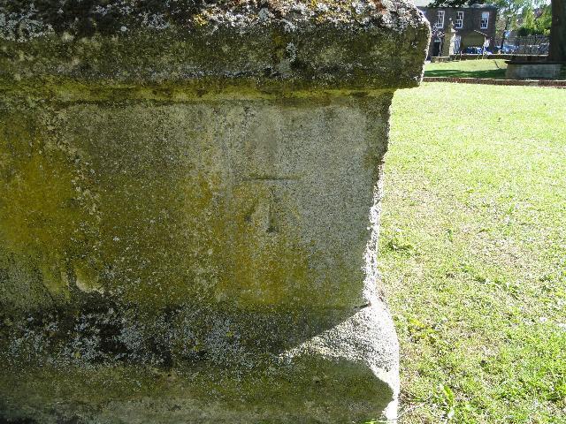St Nicholas' Chapel in Kings Lynn - benchmark