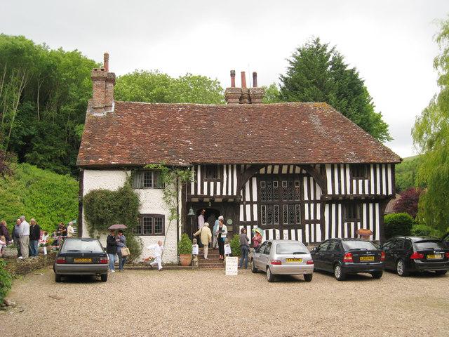 Filching Manor, Jevington Road, Filching, East Sussex