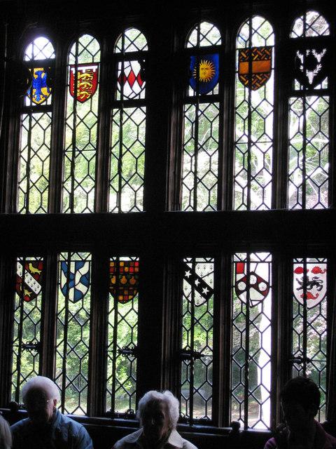 Window of Filching Manor