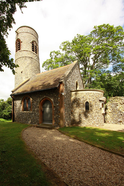 All Saints, Keswick, Norfolk
