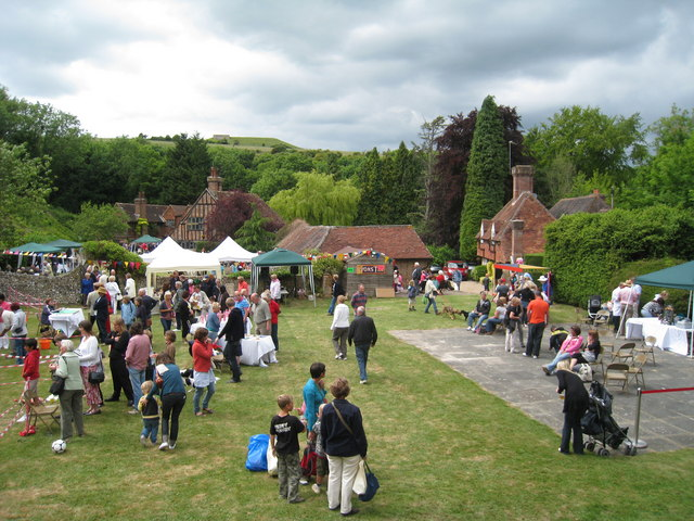 Fête at Filching Manor