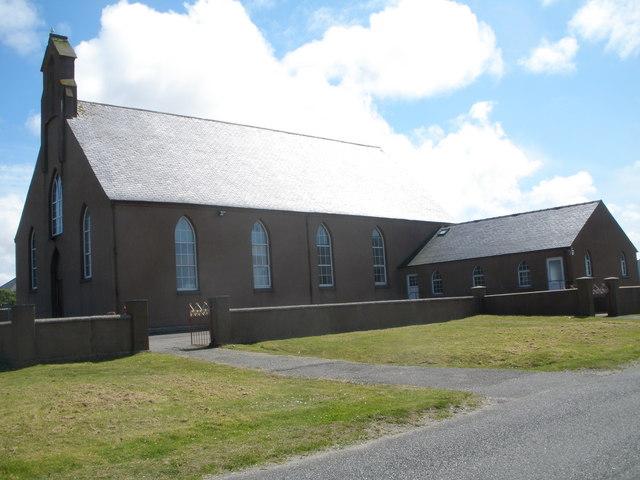 Church at Siabost