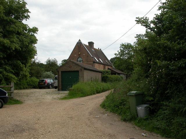 Lambs' Green, former chapel