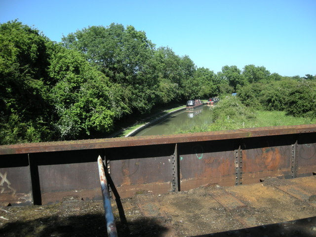 Long Itchington-Grand Union Canal