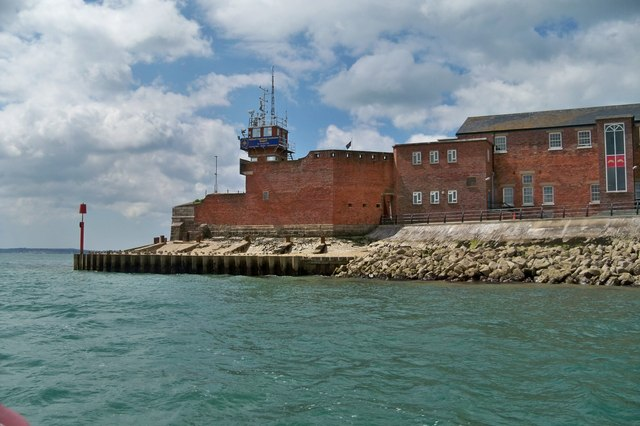 Coastwatch Lookout Tower - Gosport