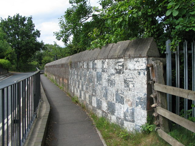 Nailcote Lane bridge