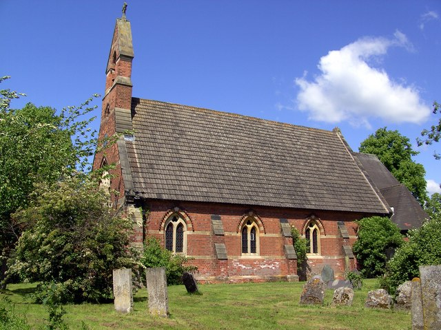 Hoveringham Church