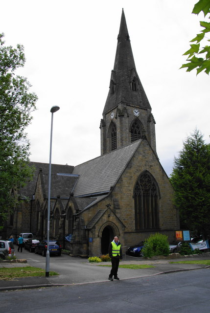 St Matthias's Church, Burley