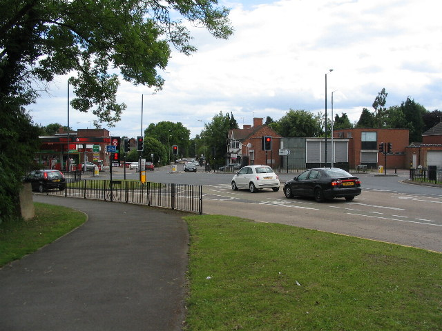 Crossroads, Tile Hill