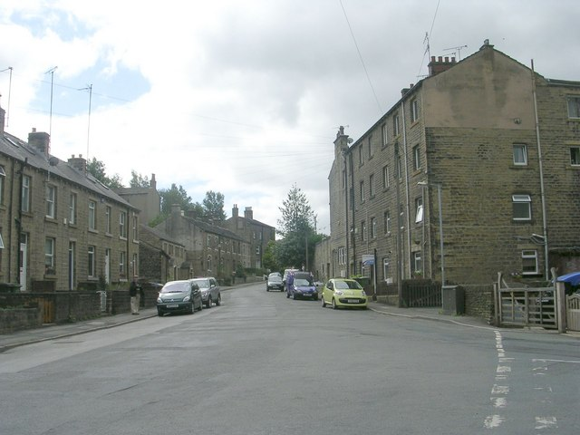 Thirstin Road - viewed from Scotgate Road