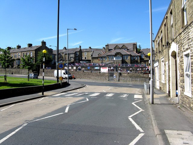 Barnoldswick:  Gisburn Road Primary School