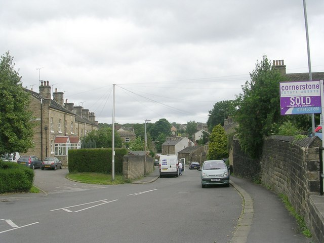 Thirstin Road - viewed from Westgate