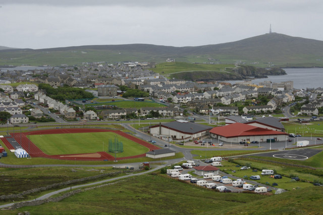 Clickimin Leisure Centre, Lerwick